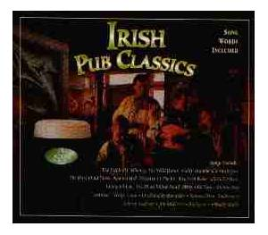 Cover - Fair Isle Folk: Irish Pub Classics