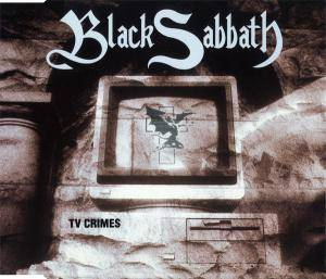Black Sabbath: TV Crimes - Cover
