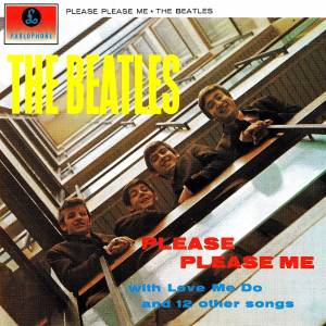 The Beatles: Please Please Me (CD) - Bild 1