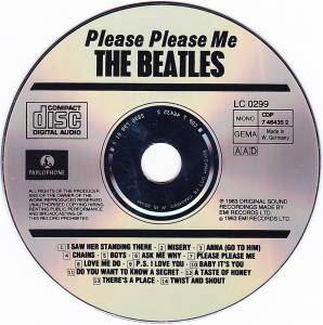The Beatles: Please Please Me (CD) - Bild 3