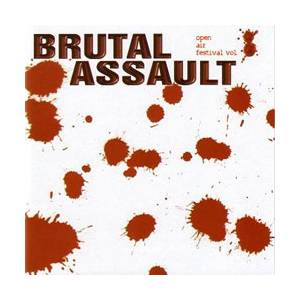 Cover - Sorath: Brutal Assault Open Air Vol. 8