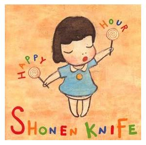 Cover - Shonen Knife: Happy Hour