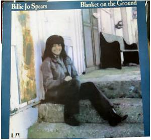 Cover - Billie Jo Spears: Blanket On The Ground
