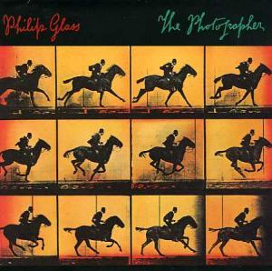 Philip Glass: Photographer, The - Cover