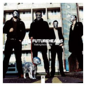 Futureheads, The: Walking Backwards - Cover