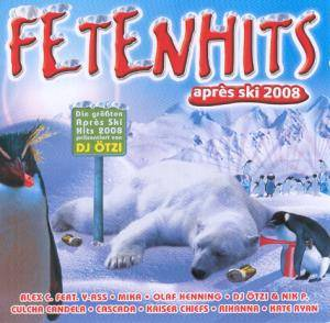Cover - Frank Styles Presented By F&K: Fetenhits - Après Ski 2008