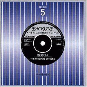 Cover - Don Shirley Trio: Rockfile Volume 005 Second Edition