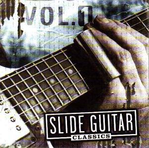 Cover - Hambone Willie Newbern: Slide Guitar Classics Vol. 1