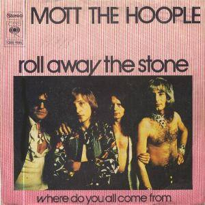 Cover - Mott The Hoople: Roll Away The Stone