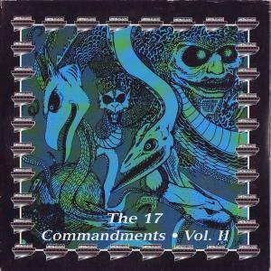 17 Commandments: Vol. II, The - Cover