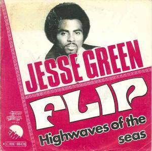 Cover - Jesse Green: Flip