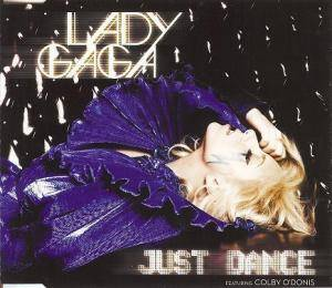 Lady Gaga: Just Dance - Cover
