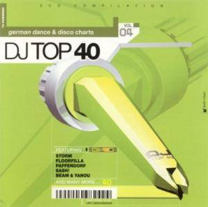 Cover - DJ Antoine Vs. Mad Mark: DJ Top 40 Vol.4
