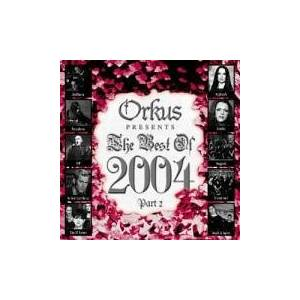 Orkus Presents The Best Of 2004 Part 2 - Cover