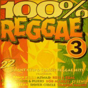 Cover - Reel 2 Real Feat. The Mad Stuntman: 100% Reggae 3