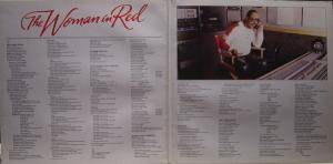 Stevie Wonder / Dionne Warwick / Dionne Warwick & Stevie Wonder: The Woman In Red (Split-LP) - Bild 2