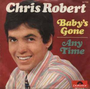 Cover - Chris Robert: Baby's Gone