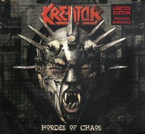 Kreator: Hordes Of Chaos (CD + DVD) - Bild 1