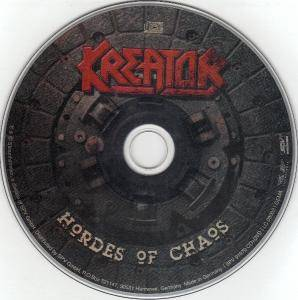 Kreator: Hordes Of Chaos (CD + DVD) - Bild 4