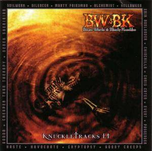 Cover - Haste: BW&BK 70 - Knuckletracks LI