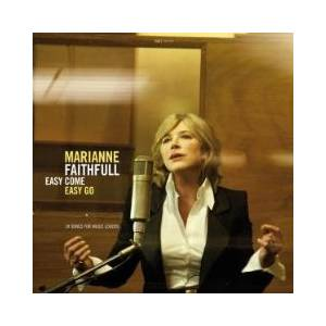 Marianne Faithfull: Easy Come Easy Go - Cover