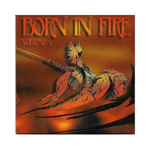 Cover - Tulus: Born In Fire Vol. 4