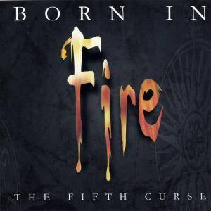 Cover - Darkwell: Born In Fire - The Fifth Curse