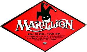 Marillion: Real To Reel (LP) - Bild 7
