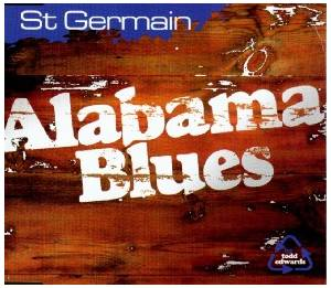 Cover - St Germain: Alabama Blues