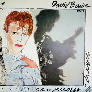 David Bowie: Scary Monsters (LP) - Bild 1