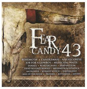 Cover - Profane: Terrorizer 159 - Fear Candy 43