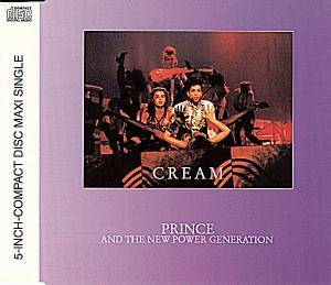 Prince & The New Power Generation: Cream - Cover