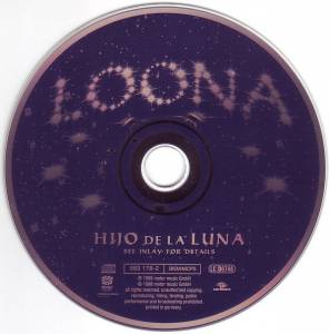 Loona: Hijo De La Luna (Single-CD) - Bild 4