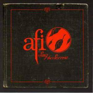 Cover - AFI: Sing The Sorrow