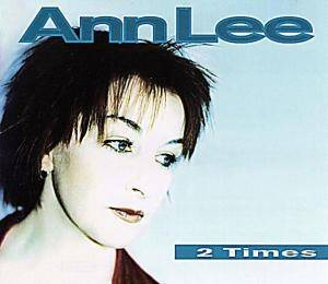 Ann Lee: 2 Times - Cover