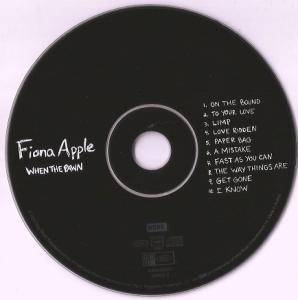 Fiona Apple: When The Pawn... (CD) - Bild 3