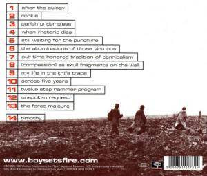 boysetsfire: After The Eulogy (CD) - Bild 2
