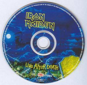 Iron Maiden: Live After Death (2-CD) - Bild 3
