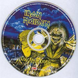 Iron Maiden: Live After Death (2-CD) - Bild 4