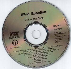 Blind Guardian: Follow The Blind (CD) - Bild 3