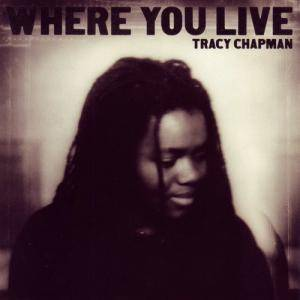 Cover - Tracy Chapman: Where You Live
