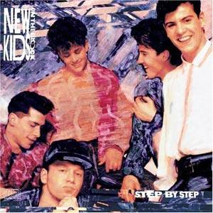 Cover - New Kids On The Block: Step By Step
