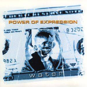 Cover - Power Of Expression: Water