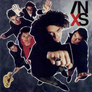INXS: X - Cover