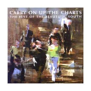 The Beautiful South: Carry On Up The Charts - The Best Of The Beautiful South - Cover