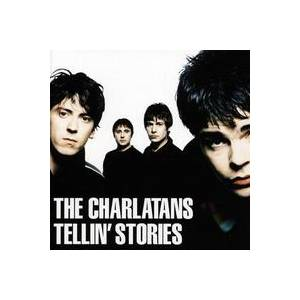 The Charlatans: Tellin' Stories - Cover