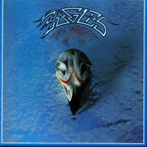 Eagles: Their Greatest Hits 1971-1975 - Cover