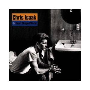 Chris Isaak: Heart Shaped World - Cover