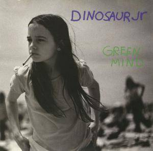Dinosaur Jr.: Green Mind - Cover