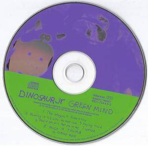 Dinosaur Jr.: Green Mind (CD) - Bild 3